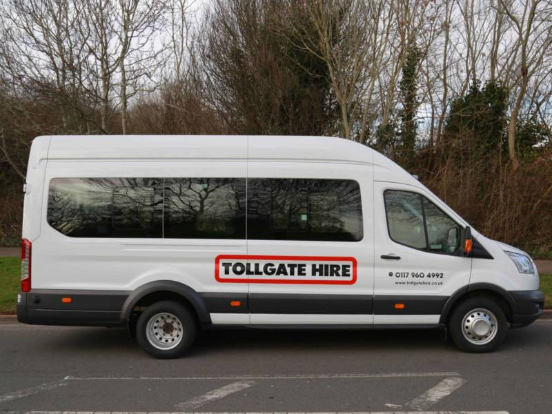 Ford Transit 17 Seat Car Hire Deals