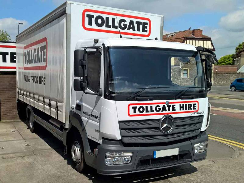 Mercedes 816 Atego Car Hire Deals