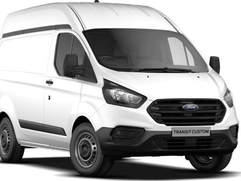 Ford Transit Custom Van Car Hire Deals