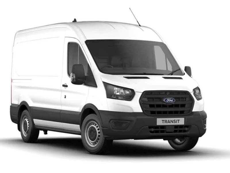 Ford Transit MWB L2 H2 Car Hire Deals