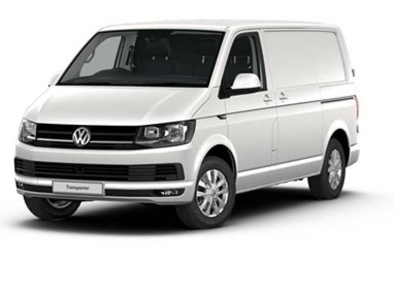VW Transporter Car Hire Deals