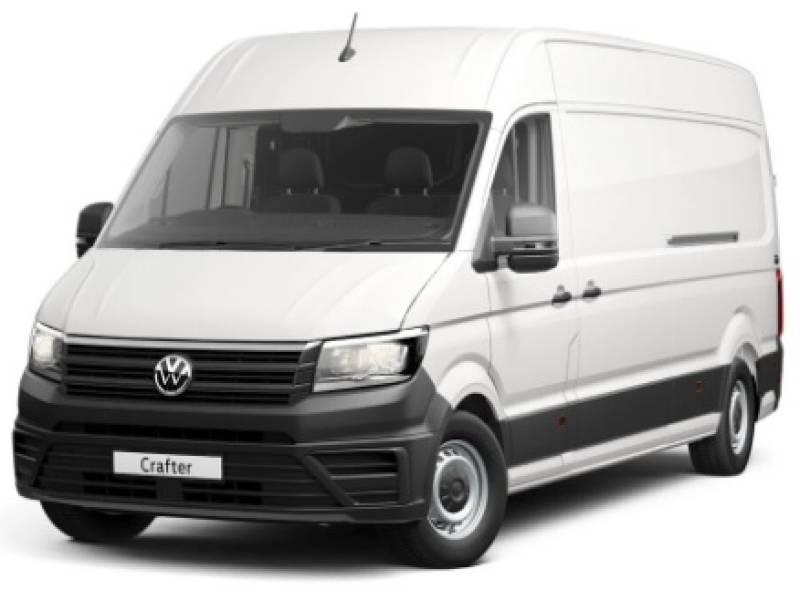 VW Crafter LWB Car Hire Deals
